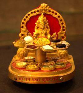 Shree Dhan Varsha Kuber Yantra